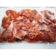 からあげのおおさま 唐揚げ生肉 1kg じっくりと自家製のタレに漬け込んでおり、味をしっかり浸み込ませてます!!